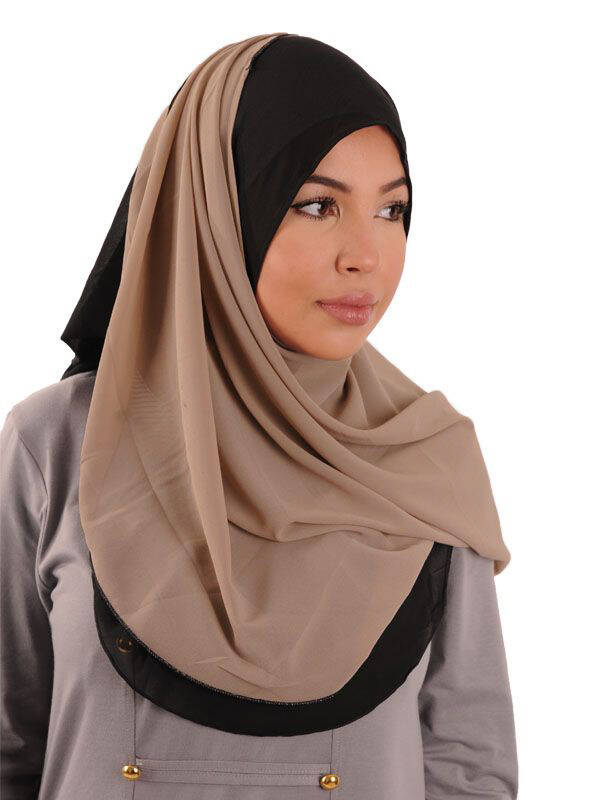 sport hijab capsters runner xl light grey 30 50 muslim. Black Bedroom Furniture Sets. Home Design Ideas