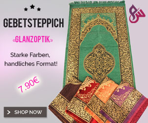 muslim-shop gebetsteppich