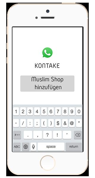 Muslim Shop Whatsapp